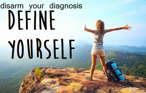 disarm your diagnosis