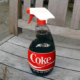 coke spray soft drink